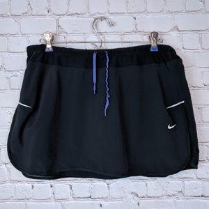 Nike Dri Fit Tennis Golf Athletic Skirt Shorts